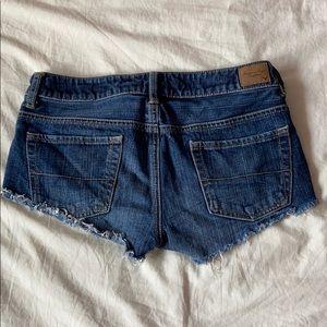 American Eagle Cut-off Jean Shorts
